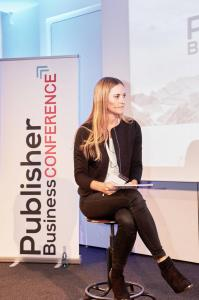 Marie Fleischhauer - Strategist und Concept Developer HOFFMANN and CAMPE X