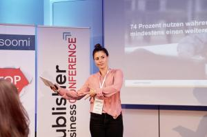 Nicola Kiermeier - Managerin Distributed Media